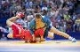 The sambo debut in Kazan